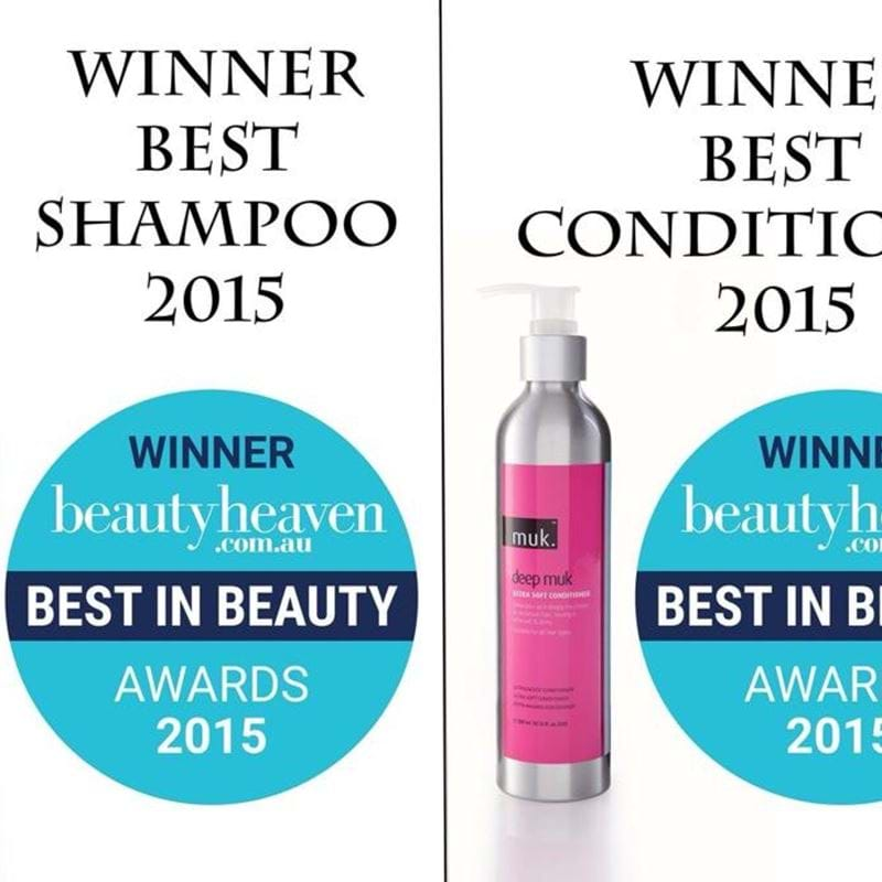Winner of Best Shampoo and Conditioner 2015